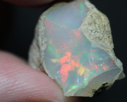 Natural 11.8ct Ethiopian Welo Rough Opal #REO497