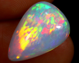 5.37cts Natural Ethiopian Welo Opal / BF7521