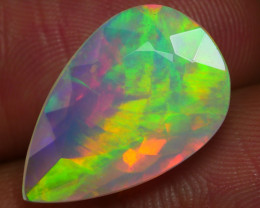 4.970 CRT BEAUTIFUL FULL COLOR FACETED MULTI PLAY COLOR  WELO*
