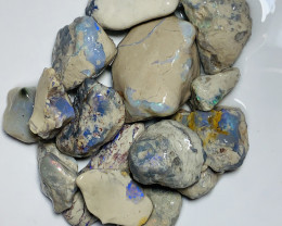 410 CTs Big Size Rough Nobby Opals With Colours to Gamble#1622
