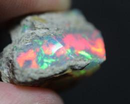 Natural 19ct Ethiopian Welo Rough Opal #REO438