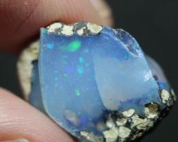 Natural 11.9ct Ethiopian Welo Rough Opal #REO482