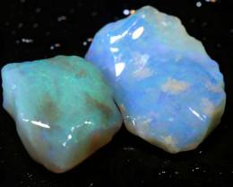 8cts coober pedy crystal opal rough ADO-8966 - adopals