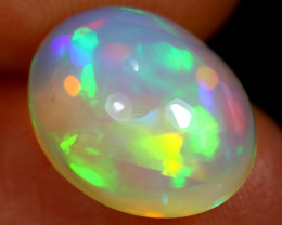 4.34cts Natural Ethiopian Welo Opal / BF7445