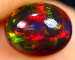1.53cts Natural Ethiopian Smoked Welo Opal / BF7454