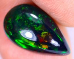 3.65cts Natural Ethiopian Welo Smoked Opal / NY2583