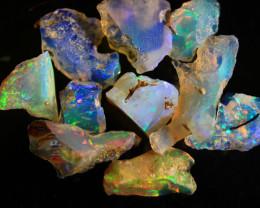 Cts. 13.90 Ethiopian Opal Rough  RFB 467