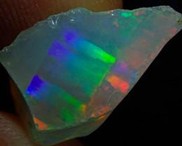 6.6ct Natural Ethiopian Welo Rough Opal