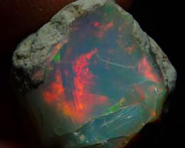 12.3ct Natural Ethiopian Welo Rough Opal