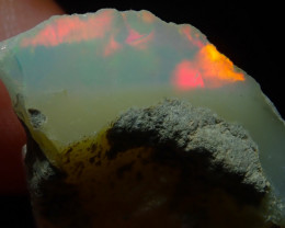 11.6ct Natural Ethiopian Welo Rough Opal