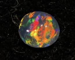 Gem Quality 0.430ct Mexican Crystal Opal (OM)