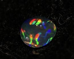 Gem Quality 0.365ct Mexican Crystal Opal (OM)