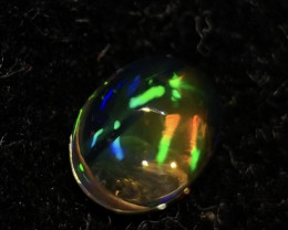 0.840ct Mexican Crystal Opal (OM)