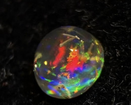 0.7ct Mexican Crystal Opal (OM)