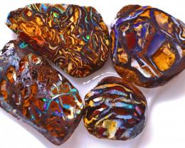 20.22 Carats Yowah Opal Pre Shaped Rough Parcel  ANO-2084