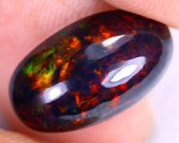 4.07cts Natural Ethiopian Welo Smoked Opal / NY2595
