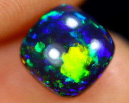 1.32cts Natural Ethiopian Welo Smoked Opal / HM2653