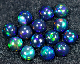 4.93cts Natural Ethiopian Welo Smoked Opal Lots/ HM2659