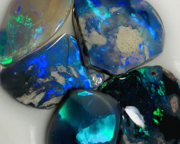 You should watch the video- Bright Opal Rubs #1675