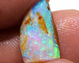 3.30cts Boulder Pipe Opal Pre Shaped Rub ADO-9057 - adopals