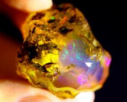 64cts Ethiopian Crystal Rough Specimen Rough / CR4445