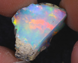 5cts Natural Ethiopian Welo Rough Opal / WR8058