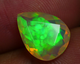 1.800 CRT BEAUTIFUL MIX COLOR  FACETED MULTI PLAY COLOR  WELO CRACKED*