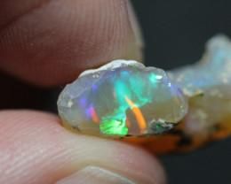 Natural 6.7ct Ethiopian Welo Rough Opal #REO401