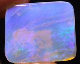 12.50cts Lightning Ridge Opal Rub  DT-A5017 - dreamtimeopals