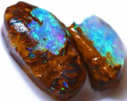 11.51 Carats Yowah Opal Pre Shaped Rough Parcel  ANO-2102
