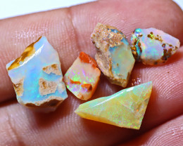 13.65 Carats Pipe Opal  Rough Parcel ANO-2113