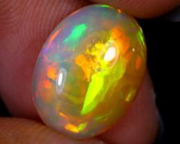 3.43cts Natural Ethiopian Welo Opal / GUX434