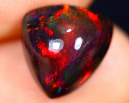 3.02cts Natural Ethiopian Smoked Welo Opal / BF7571