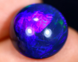 7.92cts Natural Ethiopian Smoked Welo Opal / BF7572