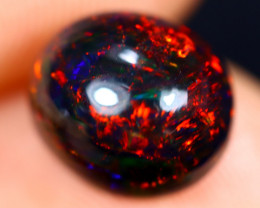 2.41cts Natural Ethiopian Smoked Welo Opal / BF7574
