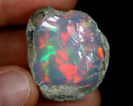 (Collection) 53cts Natural Ethiopian Welo Rough Opal / PL01