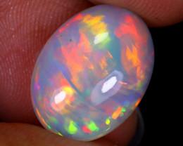4.05cts Natural Ethiopian Welo Opal / GUX482