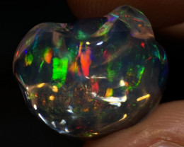 9.850ct Mexican Crystal Opal (OM)