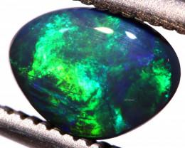 0.85cts   Black Opal Stone AOH-528  AUSTRALIANOPALHUNTER