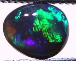 0.70cts   Black Opal Stone AOH-530  AUSTRALIANOPALHUNTER