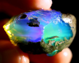 79cts Ethiopian Crystal Rough Specimen Rough / CR4486