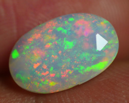 1.630 CRT BEAUTIFUL MICRO COLOR FACETED MULTI PLAY COLOR  WELO*