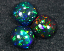 7.60cts Natural Ethiopian Welo Smoked Opal Lots / HM2670