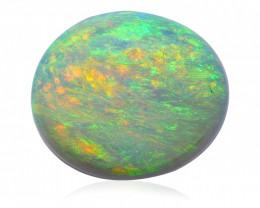 2.07 ct Dark Opal from Lightning Ridge - Australia