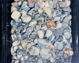 7500 CTs Black Nobby Rough- Potch & Colour, Low Grade (see below)#1766