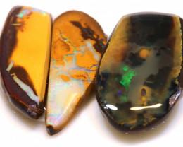 20.80cts Yowah Opal Center Nut Rubs AD-9130 adopals