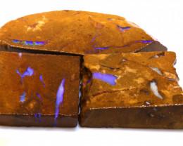 180cts Boulder Pipe Opal Rub Parcel  ADO-9147 - adopals