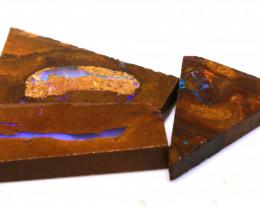 132cts Boulder Pipe Opal Rub Parcel  ADO-9150 - adopals