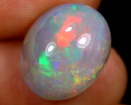 7.81cts Natural Ethiopian Welo Opal / BF7656