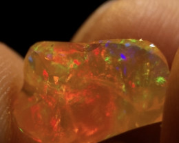 3.670ct Mexican Crystal Opal (OM)
